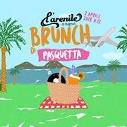 brunch Pasquetta arenile