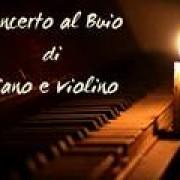 concerto Buio Piano Violino