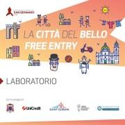 free Entry la Città del Bello