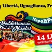 medierranean Pride Napoli 2018