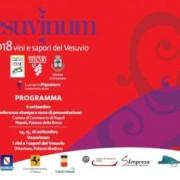 Vesuvinum 2018