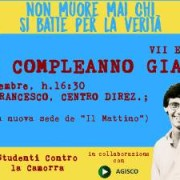 buon Compleanno Gianca 2018
