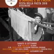 festa Pasta Gragnano 2018