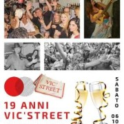 19 anni Vic Street