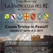 Casale Trivice In Festa a Roccarainola