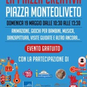 Monteoliveto Piazza Creativa 2019