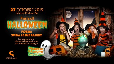 halloween 2019 citta Scienza