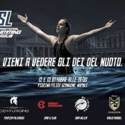 international Swimming League Napoli