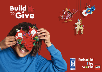 lego Build To Give napoli