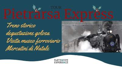 pietrarsa Express Tour