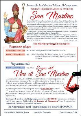 sagra Vino San Martino 2019