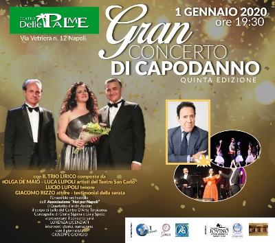 concerto Capodanno Noi Per Napoli