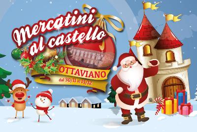 mercatini Castello Ottaviano 2019