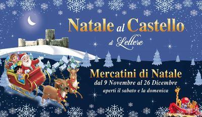 natale Castello Lettere 2019