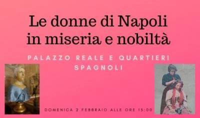 donne Napoli Miseria Nobilta