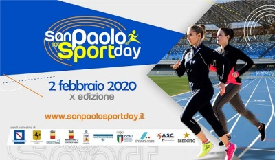 san Paolo Sport Day 2020