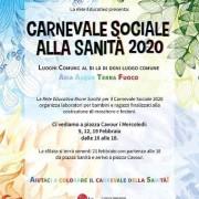 carnevale Sociale Sanita 2020