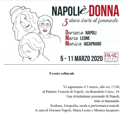 Napoli è Donna