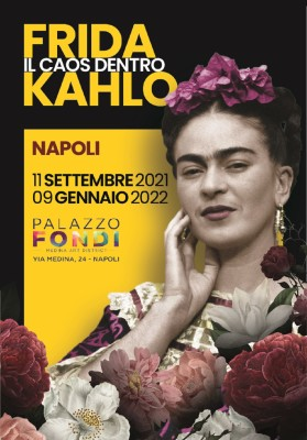 frida kahlo il caos dentro Napoli